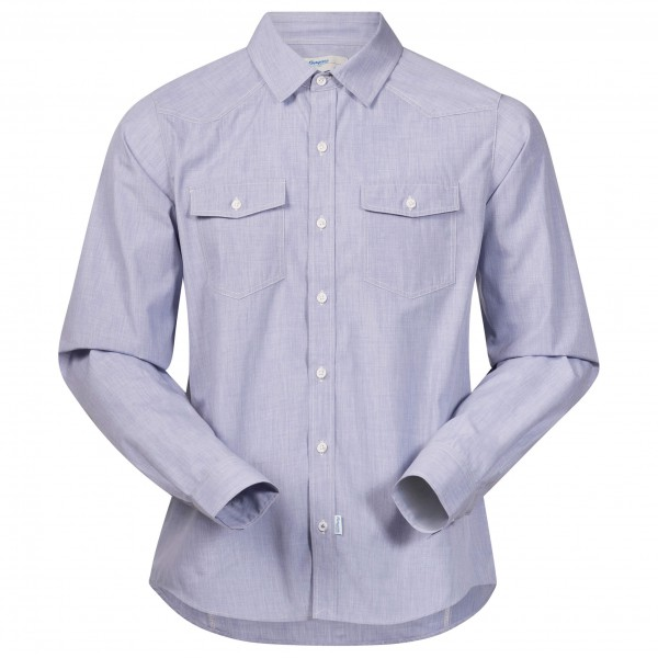 Bergans - Justøy Shirt L/S - Skjorte