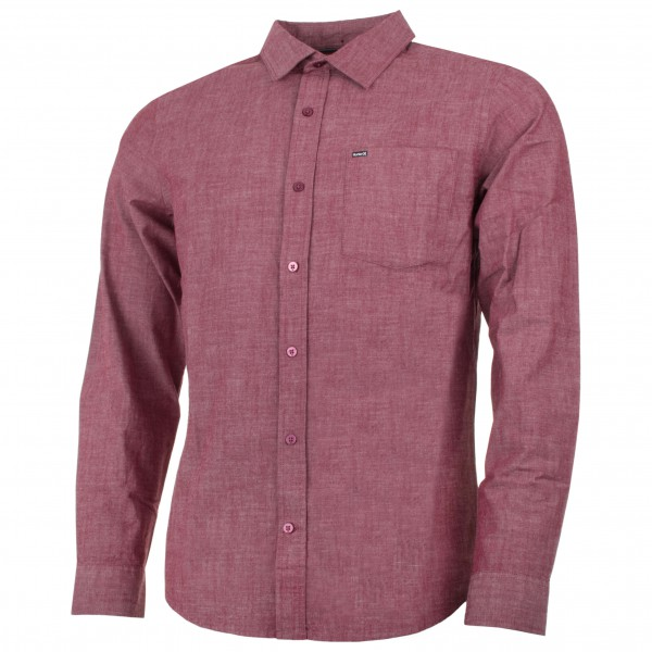 Hurley - One & Only 3.0 L/S - Skjorte