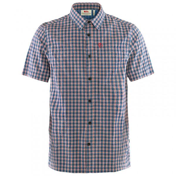 Fjällräven - Svante Seersucker Shirt S/S - Skjorta