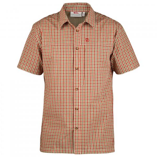 Fjällräven - Svante Seersucker Shirt S/S - Hemd