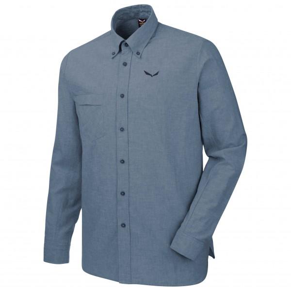 Salewa - Fanes Linen 2 Cotton L/S Shirt - Hemd