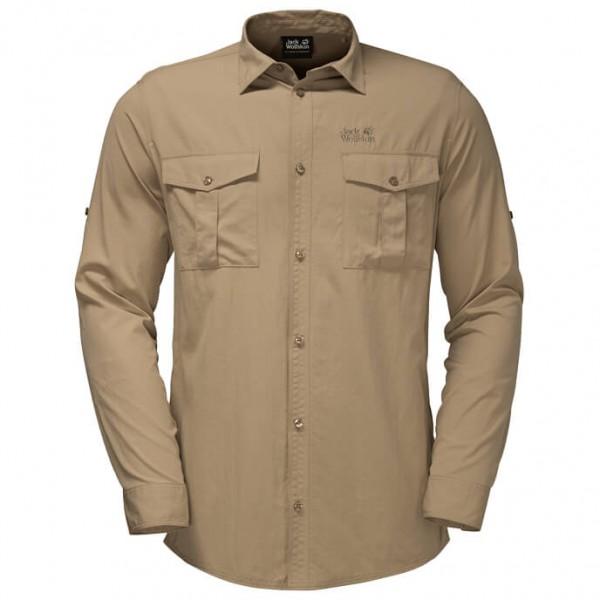 Jack Wolfskin - Atacama Roll-Up Shirt - Skjorta