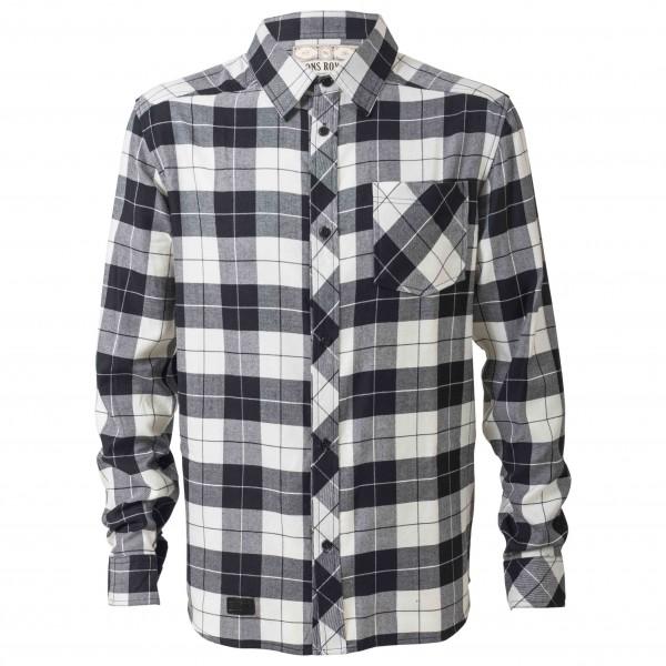 Mons Royale - Jackson Flannel Shirt - Hemd