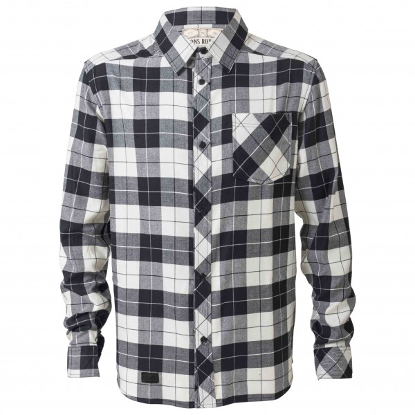 Mons Royale - Jackson Flannel Shirt - Paita