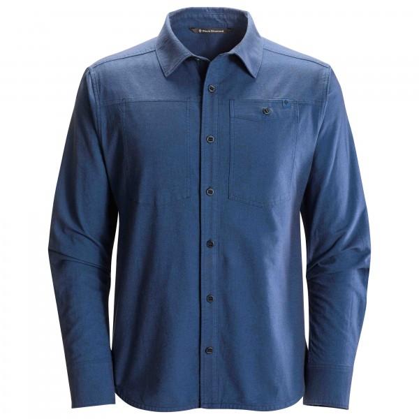 Black Diamond - L/S Chambray Modernist Shirt - Overhemd