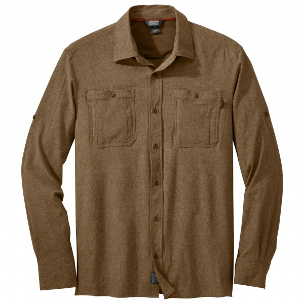 Outdoor Research - Wayward L/S Shirt - Overhemd