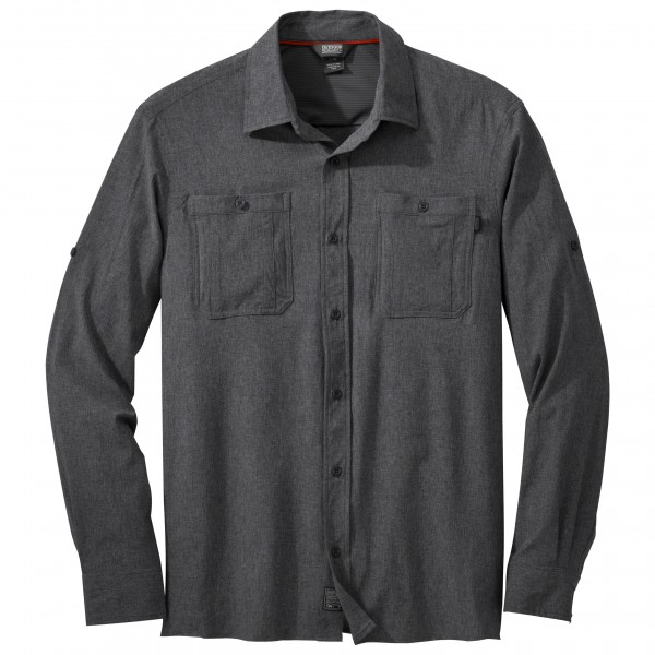 Outdoor Research - Wayward L/S Shirt - Skjorte