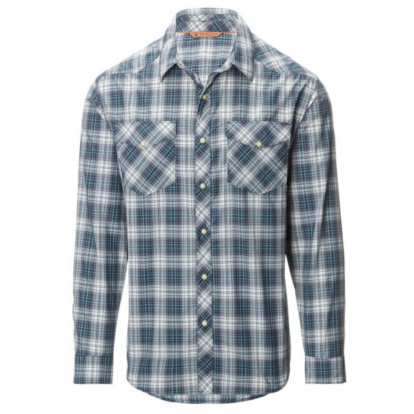 Basin + Range - Silver King Quick-Dry Plaid Shirt