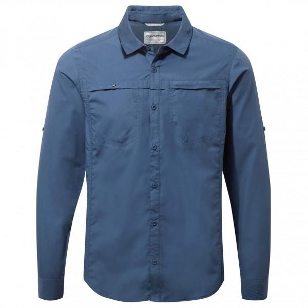 Craghoppers - Kiwi Trek Long Sleeved Shirt - Overhemd