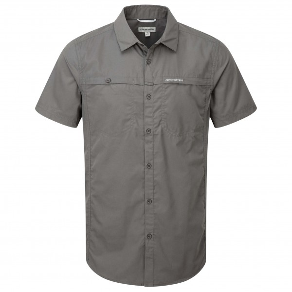 Craghoppers - Kiwi Trek Short Sleeved Shirt - Paita