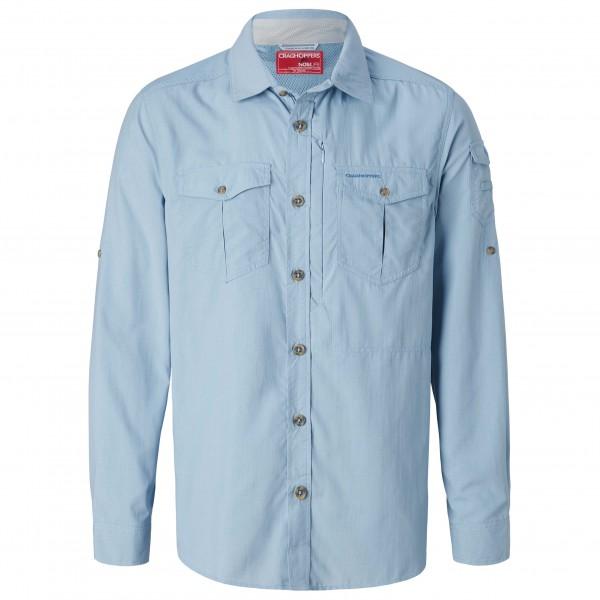 Craghoppers - NosiLife Adventure Long Sleeved Shirt - Hemd