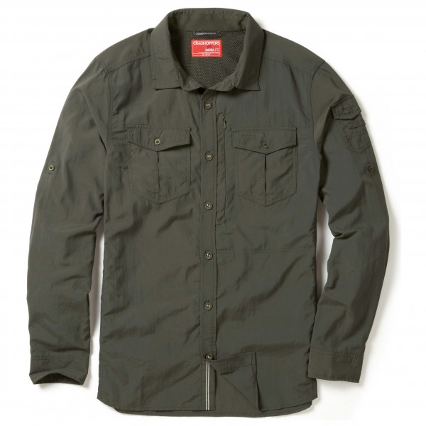 Craghoppers - NosiLife Adventure Long Sleeved Shirt - Paita