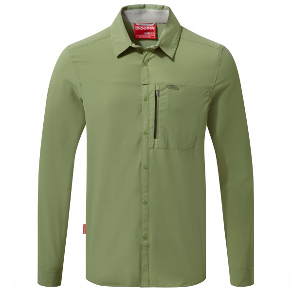 Craghoppers - NosiLife Pro Long Sleeved Shirt - Camisa