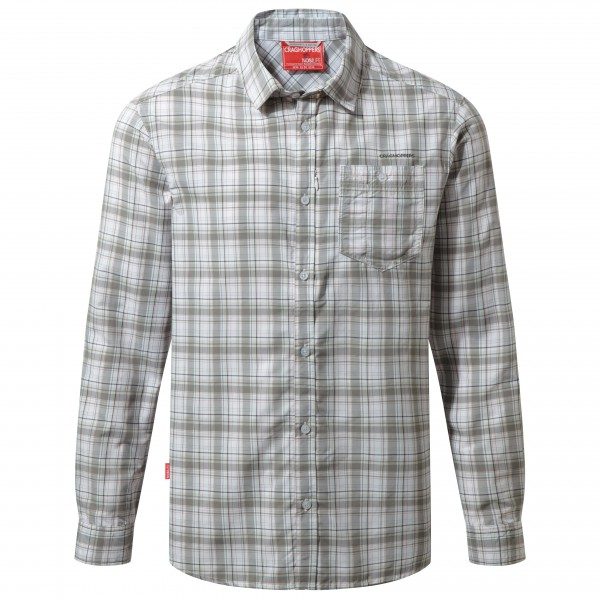 Craghoppers - NosiLife Prospect Long Sleeved Check Shirt