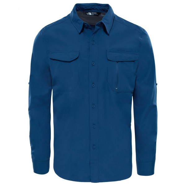 The North Face - L/S Sequoia Shirt - Hemd