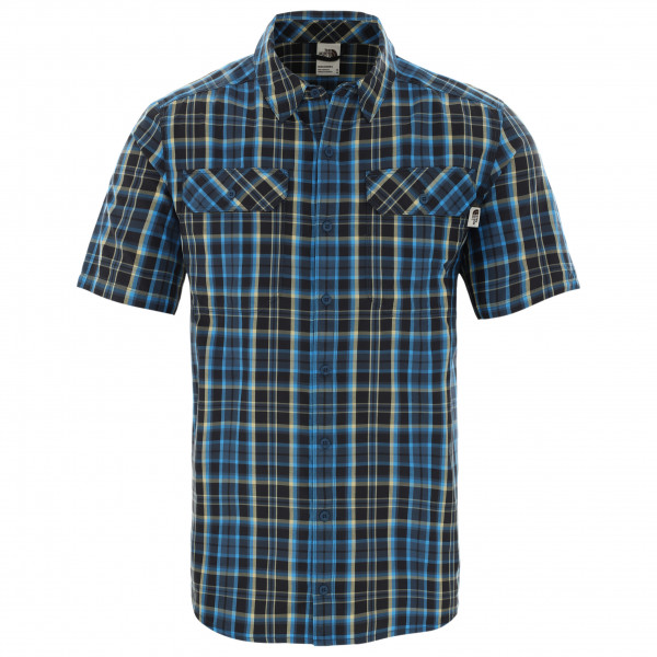 The North Face - S/S Pine Knot Shirt - Skjorte