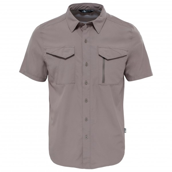 The North Face - S/S Sequoia Shirt - Hemd