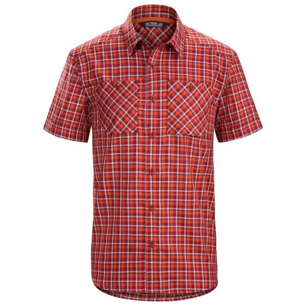 Arc'teryx - Tranzat S/S Shirt - Hemd