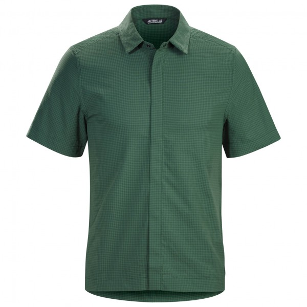 Arc'teryx - Revvy S/S Shirt - Overhemd