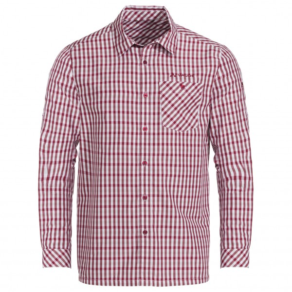 Vaude - Albsteig L/S Shirt - Overhemd