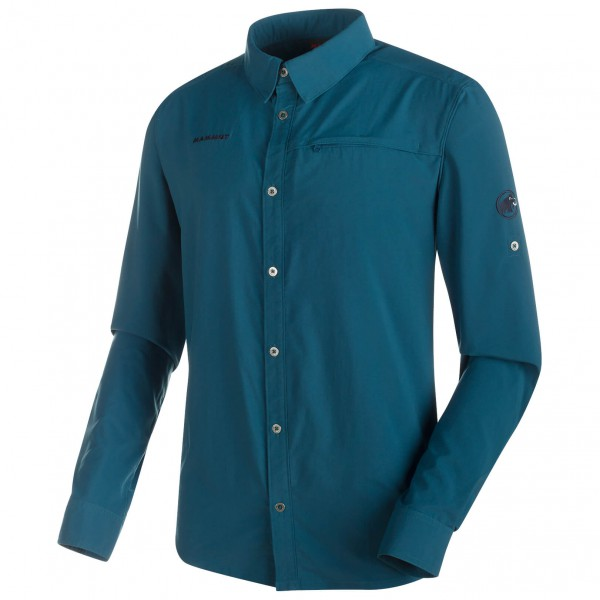 Mammut - Trovat Advanced Longsleeve Shirt - Shirt