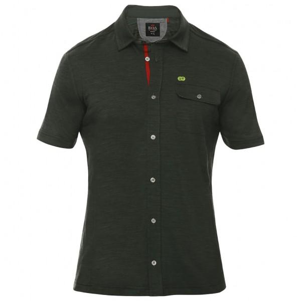 Rewoolution - Toms Merino Shirt S/S - Hemd