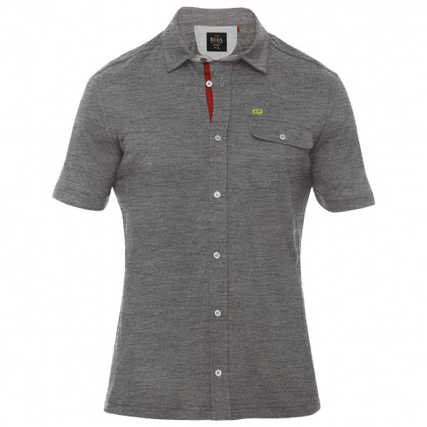 Rewoolution - Toms Merino Shirt S/S - Skjorta