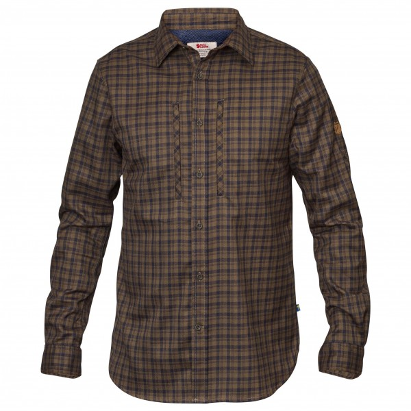 Fjällräven - Lappland Flannel Shirt L/S - Paita