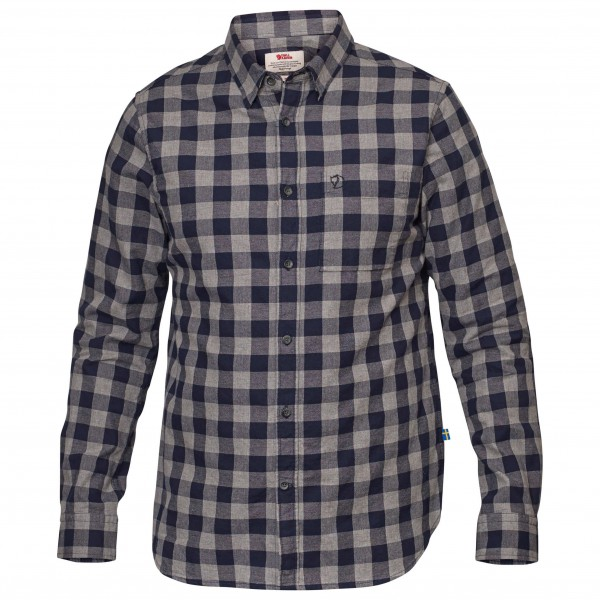 Fjällräven - Övik Check Shirt L/S - Overhemd
