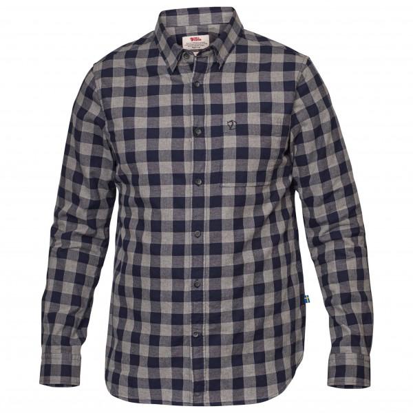 Fjällräven - Övik Check Shirt L/S - Skjorte