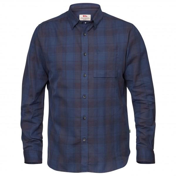 Fjällräven - Övik Flannel Shirt L/S - Hemd