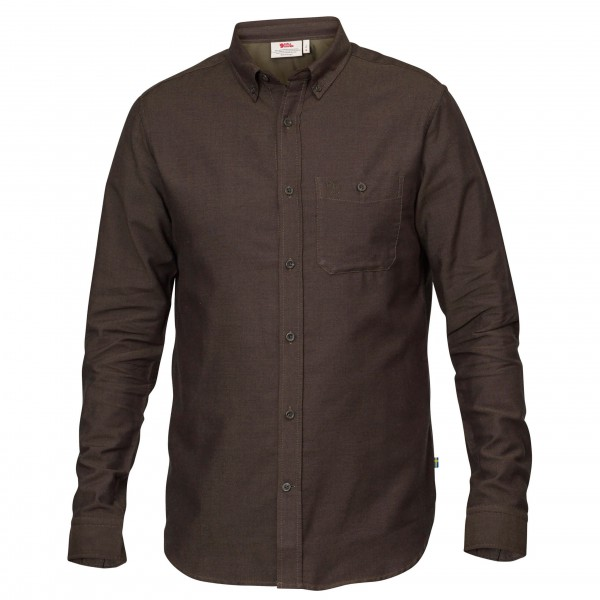 Fjällräven - Övik Foxford Shirt L/S - Chemise