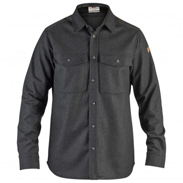 Fjällräven - Övik Re-Wool Shirt L/S - Skjorta