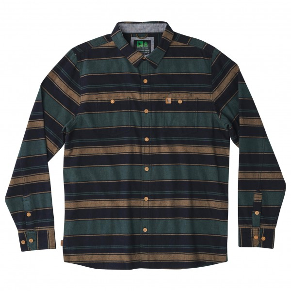 Hippy Tree - Crestline Flannel - Hemd