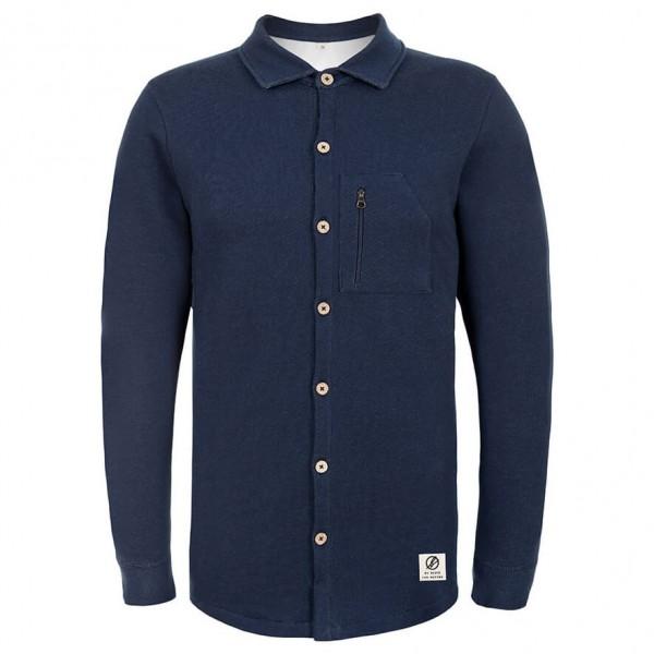 Bleed - Denim Jersey Hemd - Overhemd