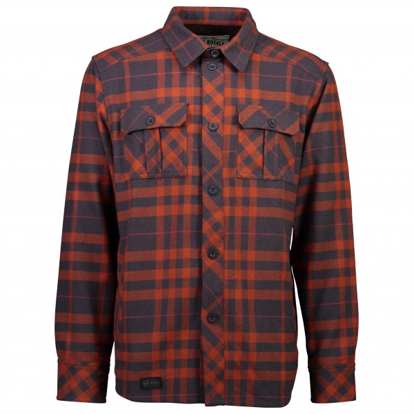 Mons Royale - Mountain Shirt - Skjorte