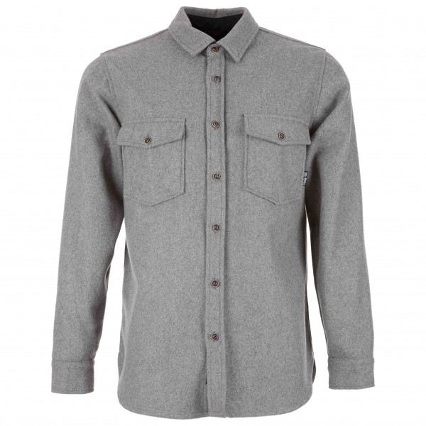 Pally'Hi - Heavy-Weight Shirt Wood Blazer - Skjorte