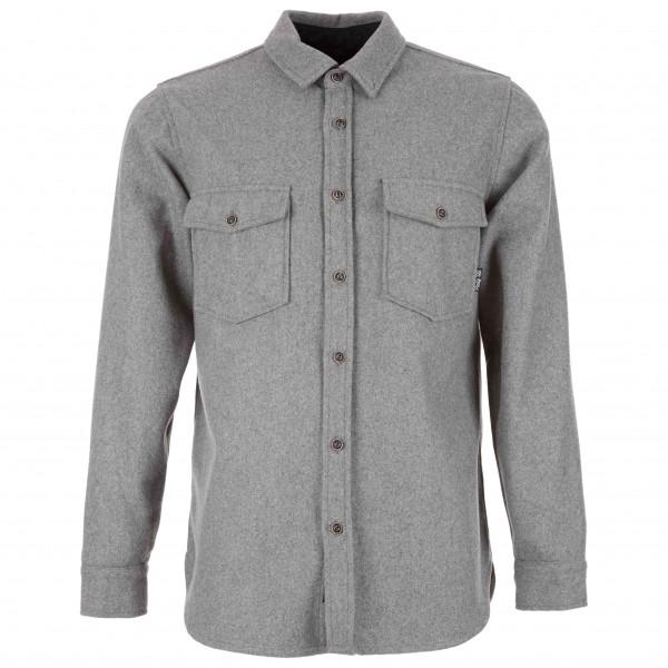 Pally'Hi - Heavy-Weight Shirt Wood Blazer - Skjorta