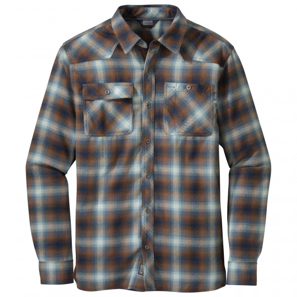 Outdoor Research - Feedback Flannel Shirt - Hemd