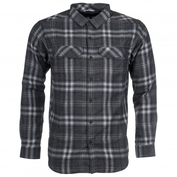 Columbia - Silver Ridge Flannel Long Sleeve Shirt - Camisa
