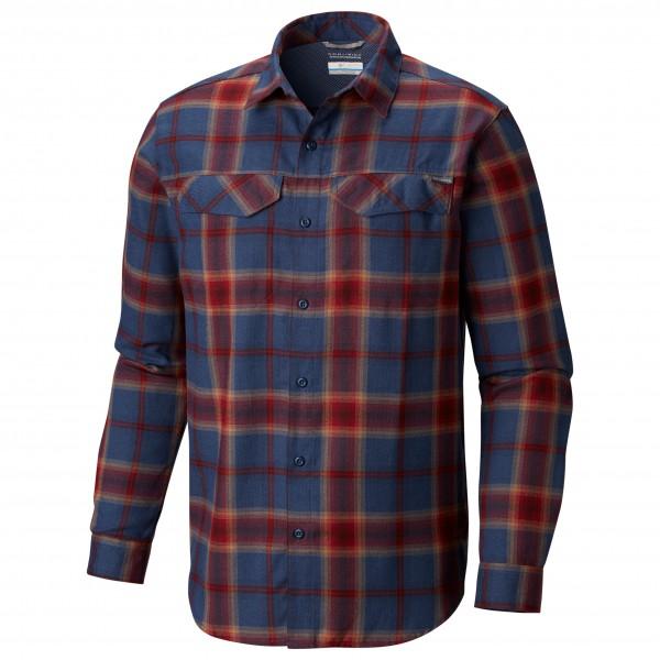 Columbia - Silver Ridge Flannel Long Sleeve Shirt - Overhemd