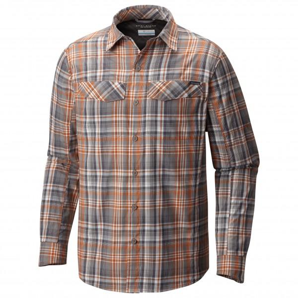 Columbia - Silver Ridge Plaid Long Sleeve Shirt - Skjorte