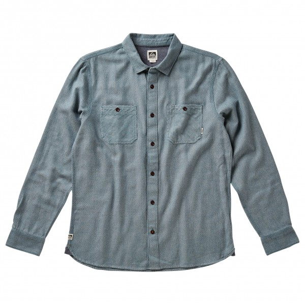 Reef - Grain L/S - Overhemd
