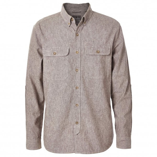 Royal Robbins - Headwall Chambray L/S - Hemd