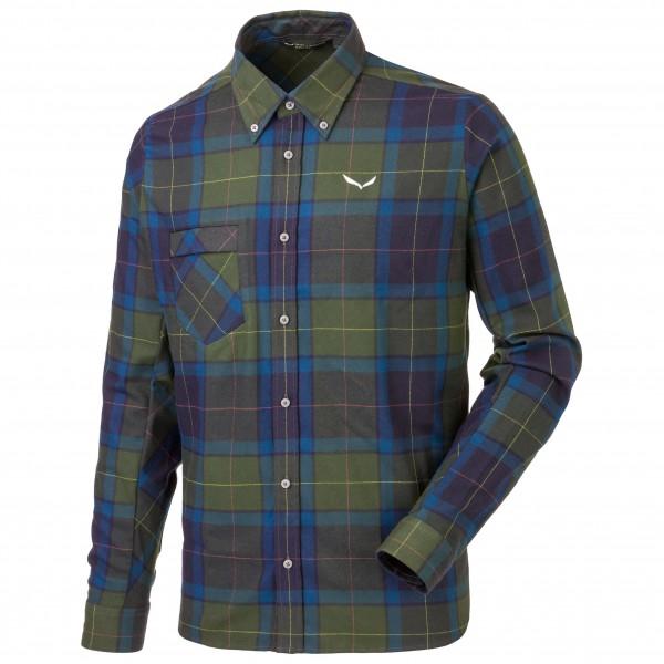 Salewa - Fanes Flannel 2 PL L/S SRT - Shirt