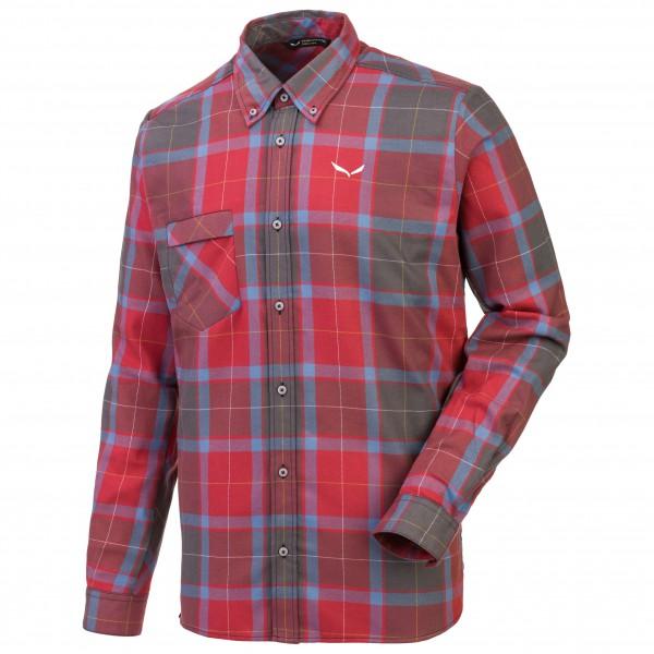 Salewa - Fanes Flannel 2 PL L/S SRT - Overhemd