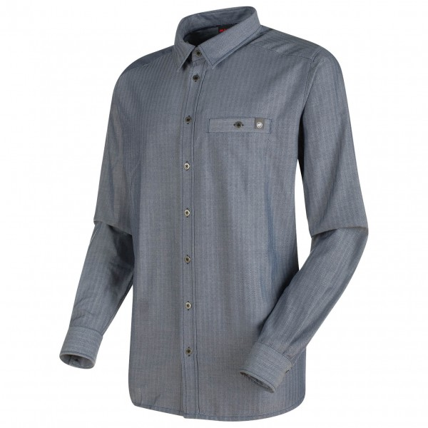 Mammut - Alvra Tour Longsleeve Shirt - Skjorta