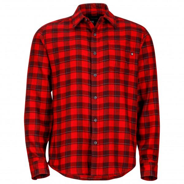Marmot - Bodega Flannel L/S - Overhemd