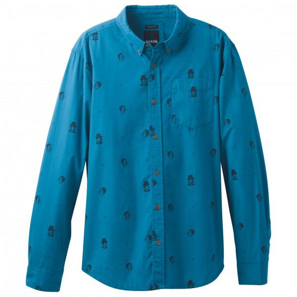 Prana - Broderick Slim L/S - Camisa