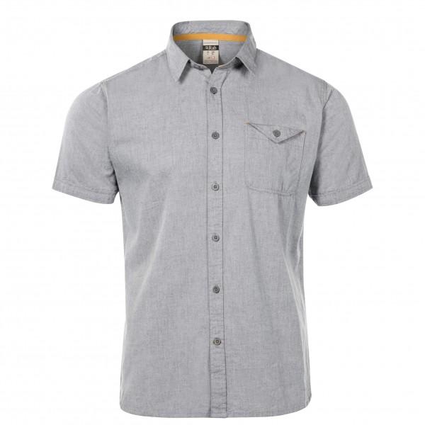 Rab - Maker S/S Shirt - Overhemd